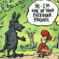 """Ghid de acceptare a prieteniei virtuale sau cîteva variante de """"lup"""" de facebook"""