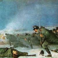 Tablouri cu soldați — MasticadoresRumanía